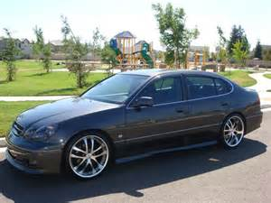 ca 2003 lexus gs300 sport design color 1 owner mods