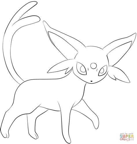 pokemon coloring pages gible http colorings co pokemon coloring pages espeon