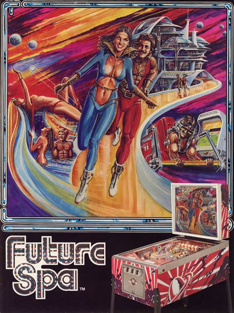 Home Design Game Id The Arcade Flyer Archive Pinball Machine Flyers Future