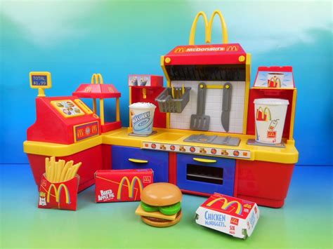 Lego Mac Donal mcdonalds kid toys homeminecraft