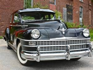 1947 Chrysler For Sale Auctions 1947 Chrysler 4 Door Sedan Owls