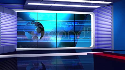 design background tv 13 studio greenscreen psd images virtual set virtual tv