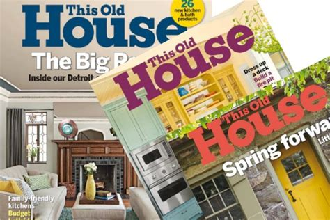 this old house magazine rare this old house magazine for 7 99