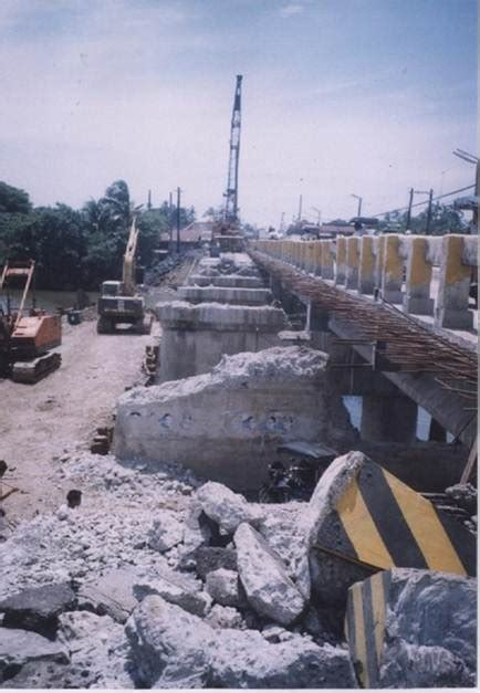 sixth road project bridge component contract package