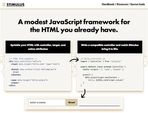 javascript pattern framework the grown up web branding details and browser fast