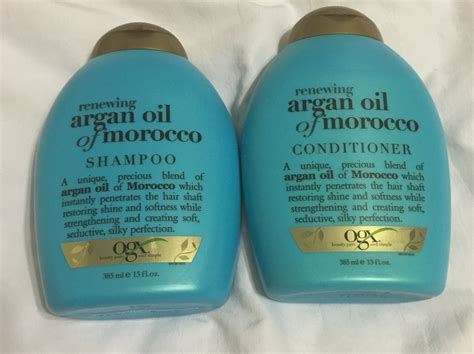 does ogx test on animals ogx renewing argan oil of morocco shoo conditioner