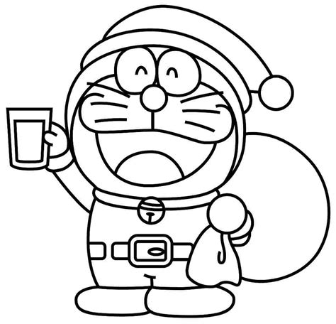 pages of doraemon doraemon coloring pages for free coloring page doraemon in