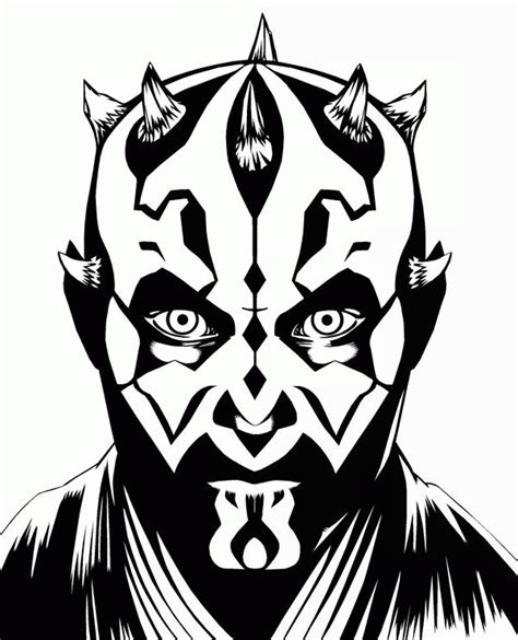 lego wars darth maul coloring pages darth maul coloring pages coloring home