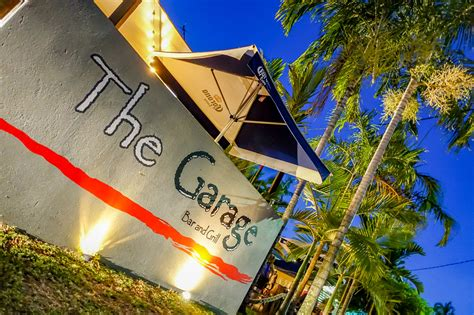 The Garage Bar Grill The Garage Bar And Grill Restaurant Mission