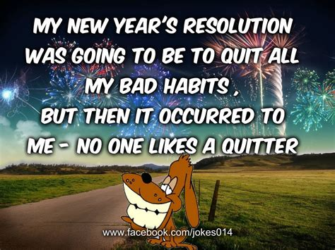 funny new years resolution quote pictures photos and
