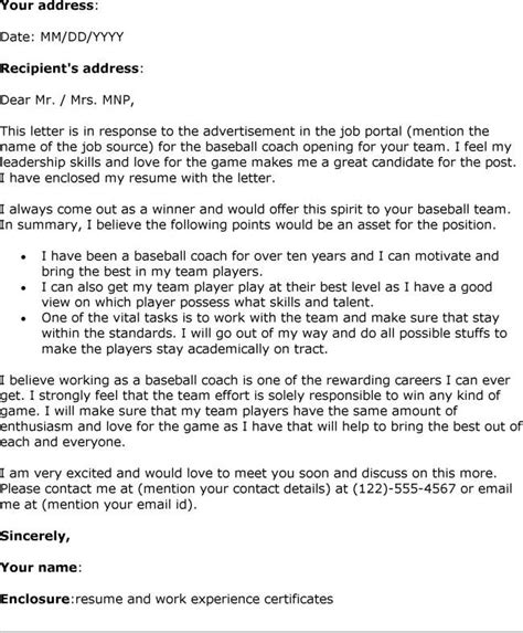 Coach Cover Letters by Reading Coach Resume Sales Coach Lewesmr