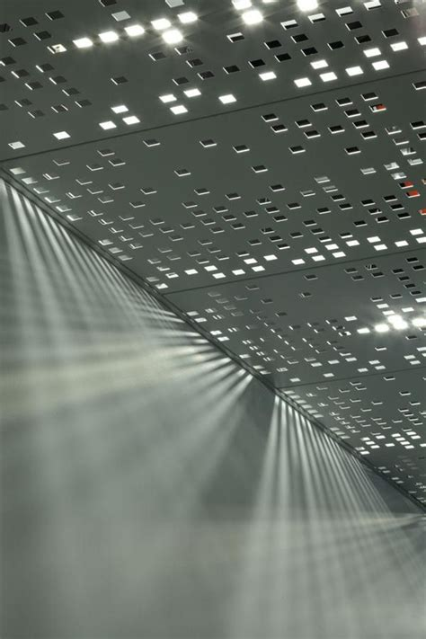 Perforated Metal Ceiling Panels by Metal Perforated Ceiling Detail Ceiling