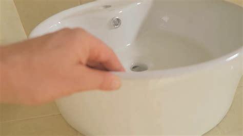 cracked sink repair cost cracked porcelain sink repair or youtube