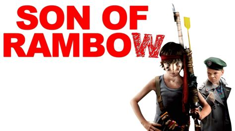 Son Of Rambow 2007 Film Son Of Rambow Movie Fanart Fanart Tv