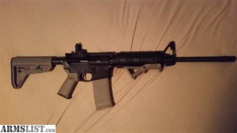 Mba 3 Stock On Ruger Ar 556 by Armslist For Sale Lnib Ruger Ar 556 With Extras