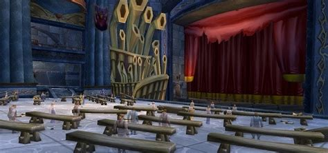 karazhan opera house wow archivist 11 moments from wow s history that should