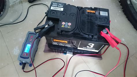 charging your car battery with a charger car battery voltage and state of charge charging car