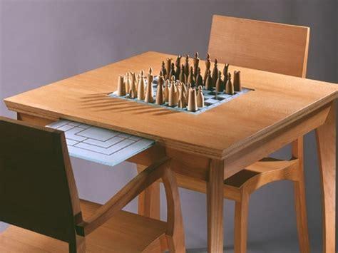 tavolo scacchi tavolo da scacchi quadrato in legno grasshopper tavolo