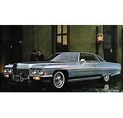 1971 Cadillac Contents  AUTOMOTIVE MILEPOSTS