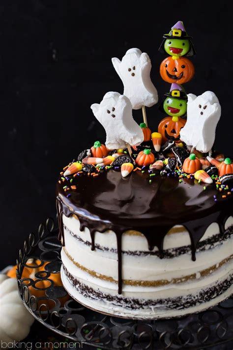 halloween themed cakes 25 best ideas about halloween cakes on pinterest