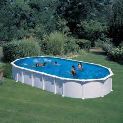 piscine hors sol rectangulaire acier piscine hors sol acier gre start top 7 30m x 3 75m x 1 32m