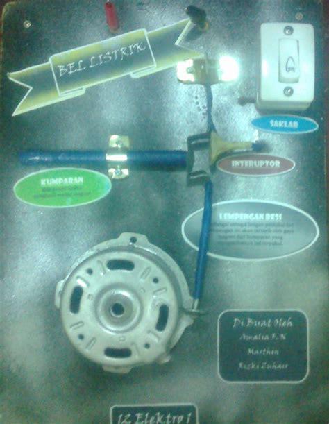 Bel Kecil cara membuat bel listrik sederhana marthin 이영광