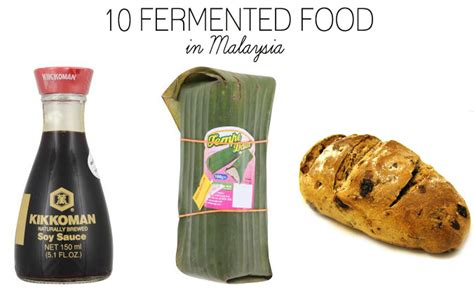 Find In Malaysia 10 Fermented Food You Can Find In Malaysia Jewelpie