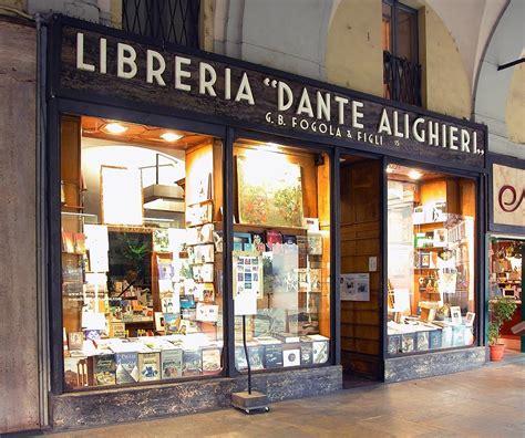 libreria dante alighieri torino alberghi ristoranti caff 232 negozi della vecchia torino
