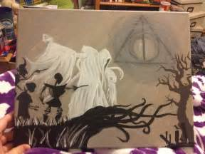 harry potter painting 25 best ideas about harry potter painting on