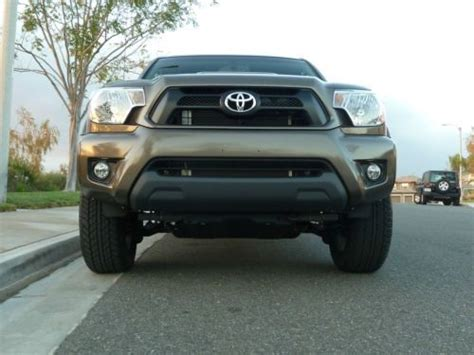 Toyota Tacoma Cab Bed Sell New 2013 Toyota Tacoma Cab Bed 4x4 Trd