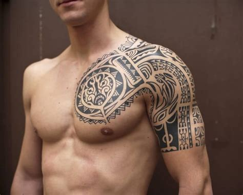 best chest tattoos for men the 100 best chest tattoos for improb
