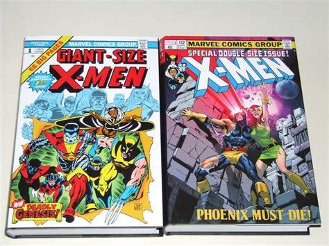 uncanny x men omnibus vol 0785199225 uncanny x men omnibus volumes 1 2 1st edition 2 x hc 2013 2014 catawiki