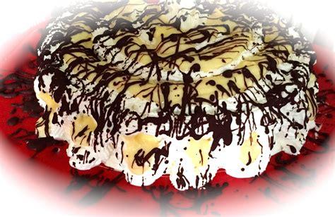 torta al cioccolato con panna da cucina torta con crema diplomatica panna e cioccolato