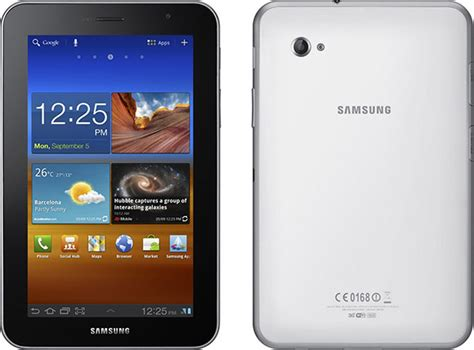 Hp Samsung Galaxy Tab 7 Inch samsung expands tablet portfolio with 7 inch samsung