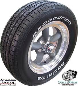 Bfgoodrich Truck Tires Usa Purchase 15 Quot American Racing Torq Thrust Wheels