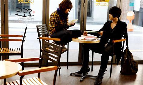 film drama korea a coffee to go heaven s postman coffee shop