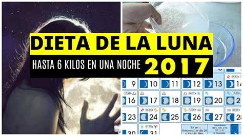 dieta de la luna en el mes de septiembre 2016 dieta de la luna 2017 calendario para el ayuno guia