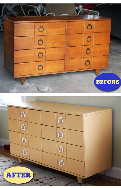 Grandma S Dresser Transformed Into A Changing Table Dresser Into Changing Table