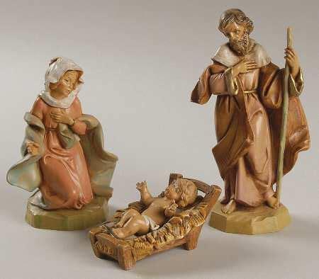 roman fontanini heirloom nativity 5 quot at replacements ltd