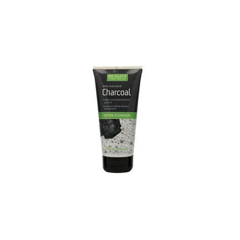 Charcoal Detox Purifying Wash Home And Co by Formulas Activated Charcoal Detox Cleanser 150ml