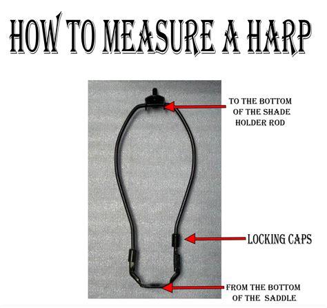 types of l shade harps l harp acero inoxidable regulares arpa lmpara harp h001