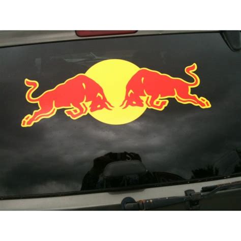 Online Shopping Wall Stickers red bull racing sticker decal for bikes cars and laptop