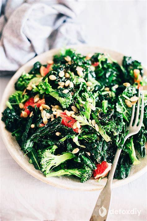 Greens Salad 7 Day Sugar Detox by Best 25 Detox Salad Ideas On Detox Recipes