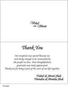 simple wedding thank you wording photo gallery of the wedding gift thank you cards selection