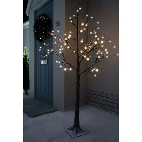 kaemingk led birch tree white cool white 180cm 96 lights 25 unique white twig tree ideas on twig tree branches and