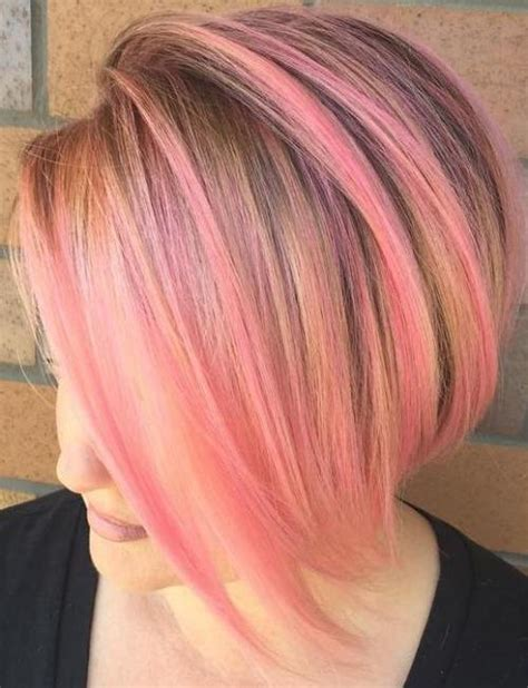 hairstyles with blonde and pink highlights 40 pink hair ideas unboring pink hairstyles to try in 2018