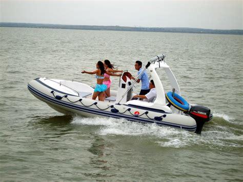 inflatable boat for fishing china rib boat inflatable boat fishing boat bhr5 8m