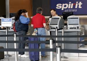 spirit airlines attacked  gouging passengers