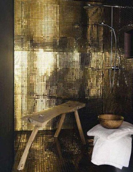 Badezimmer Fliesen Gold by Gold Tiles Bathroom Bathrooms