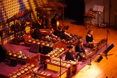 Gamelan Orchestra   Music   Bates College
